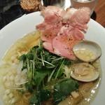 ねむ瑠 - 料理写真:淡麗塩味