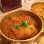 ヒマラヤンビレッジ - 野菜カレー