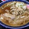 二代目高橋商店 - 料理写真:ワンタン麺(並)