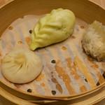 JASMINE 和心漢菜 - 点心3種盛り