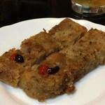 喜来楽 - 大根餅のサトイモバージョン