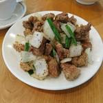 羊香味坊 - ラム肉炒め・黒胡椒