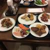 十勝幕別温泉 グランヴィリオホテル - 料理写真:肉類ばっかり(≧∇≦)