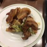 十勝幕別温泉 グランヴィリオホテル - 豚丼のアタマ