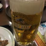 十勝幕別温泉 グランヴィリオホテル - たまにはビール