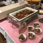 十勝幕別温泉 グランヴィリオホテル - 豚丼の実演