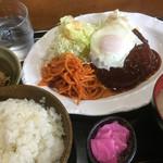 B級食堂 - 料理写真:♪本日のランチA ¥756