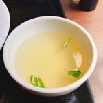 日本橋 大勝軒 - ショーガ香るスープが嬉しい。