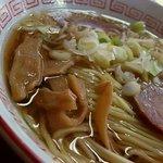 京香 - 支那竹と麺