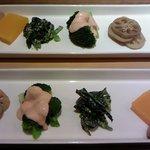 ドリンクドランク - 前菜のお野菜たち