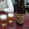 玉屋 - ドリンク写真:赤星中瓶550円