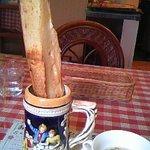モッチモ パスタ - バケット&スープ