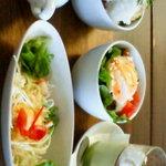 LUNCH BOX - 夏訪問時の昼の選べるメイン料理セット