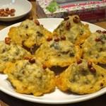 金満楼 - 炸海蠣餅(牡蠣、福建海苔、豚肉餡の揚げ餅)