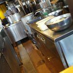 青葉 - 厨房