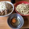 ラーメン二郎 - 料理写真:【2017.5.16】小つけブタ¥1030+生たまご¥50