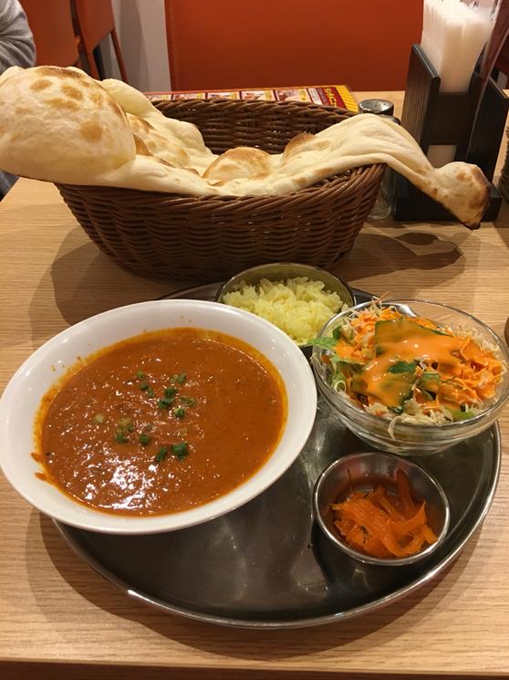 インド料理 フルバリ