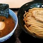麺屋 たけ井 - 料理写真:【味玉 濃厚豚骨魚介 つけ麺 並】¥980