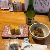 八方寿し - 料理写真:お通し/玉子、孟宗土佐煮
