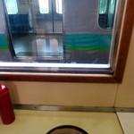 弥生軒 - 蕎麦からの常磐線