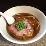 神保町 黒須 - 煮干蕎麦