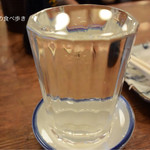 魚三酒場 - お酒(冷) 190円