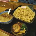 つけ麺専門店 二代目YUTAKA - 豊つけめん(特盛の特盛)