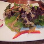 アンガス - ランチのサラダ