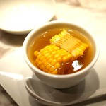 MASA'S KITCHEN - トウモロコシのスープ