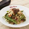 ジョリーパスタ - 料理写真:ピリ辛肉味噌の冷製カッペリーニ