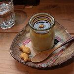 フジヤマプリン - 料理写真:沖縄産元祖黒糖プリン