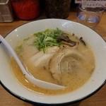 元祖博多らーめん 勝福 - 料理写真:白ラーメン