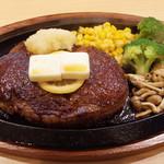 讃岐うどん あ季 - 料理写真:ステーキ(1800円)