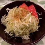 ソウル フード - 料理写真:ランチサラダ