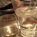 6768160 - デカンタ白ワイン