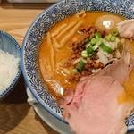 仙台中華蕎麦 仁屋 - 比内地鶏担々麺