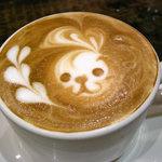 THE CAFE - かわいい!ラテアート♪