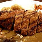 Restaurantcafe Y's Diner - ロースカツカレー