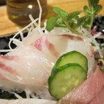 栄寿司 - 石鯛