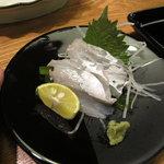 栄寿司 - 鱸