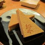栄寿司 - 玉のツマミ