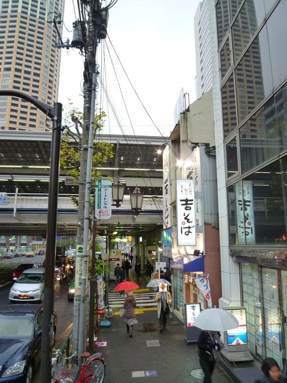 吉そば 中目黒2号店