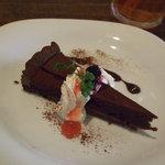 ハーストーリィ ハウス - Sttdio Griotte 山本京子さんの本日のタルト(チョコレート)