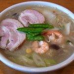 パーラー高原 - 料理写真:チャンポン 700円