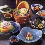 一粒 - 料理写真:懐石料理 イメージ