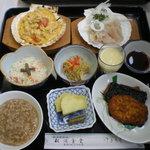 松浦食堂 - 茶粥定食