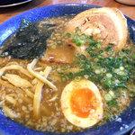 麺屋 一本気 - こってりらー麺・ちゃーしゅう(2011年2月)