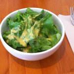プントパッソ - ランチセットのサラダ