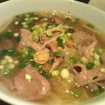 ニャーヴェトナム・フォー麺 - 牛肉のフォー