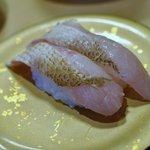 廻転寿司 弁慶 - のどぐろ